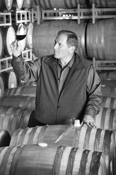 Rodney Strong winemaker Rick Sayre