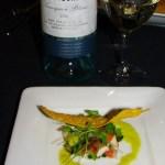 Vintners Brunch: Ceviche, Gelato and Meurette Meet their Match