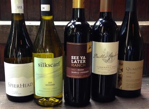 BC Wine Award Platinum winners