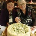Cheese Maven Alice Spurrell Retires