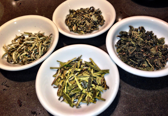Tea-leaves-in-different-styles