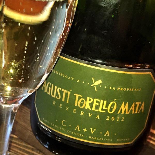 Agusti Torello Mata bubbles cava