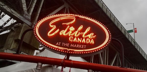 Seal is on the menu at Edible Canada