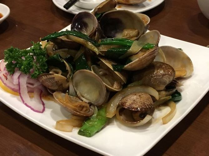 maji ocean wise clams