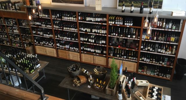 New District wine store in Dunbar, Vancouver BC