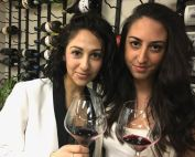 Amovino's Maris varas (left) and Jessica Luongo