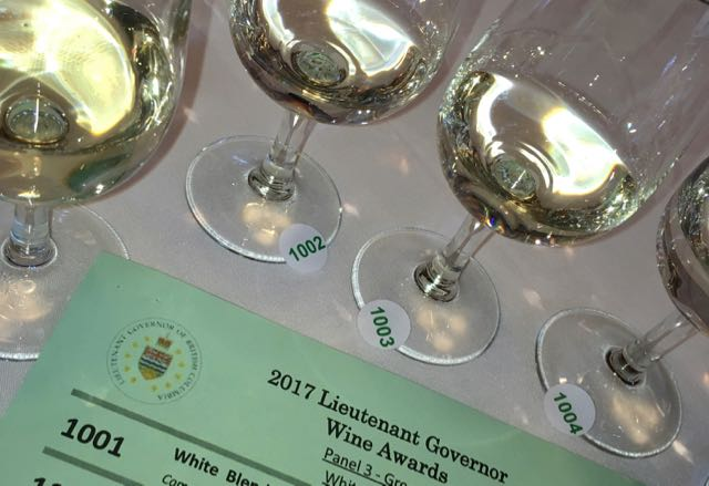 Lieutenant Governor's awards white flight