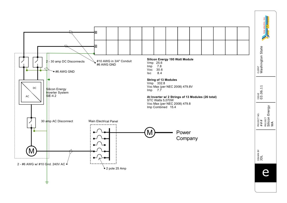 medium resolution of one line schematic drawing