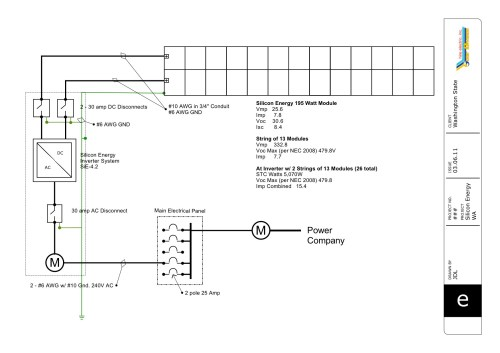 small resolution of one line schematic drawing