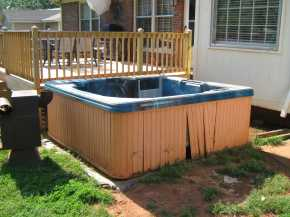 GSD Junk Hauling has the Best Prices Available for Hot Tub Removal