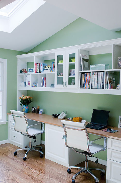 How to create a handy home office