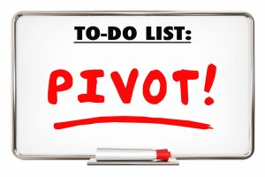 Today's Career Transition Is All About Pivots
