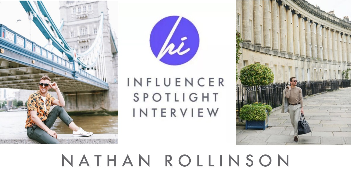 NATHAN ROLLINSON THE ROLLINSON LONDON