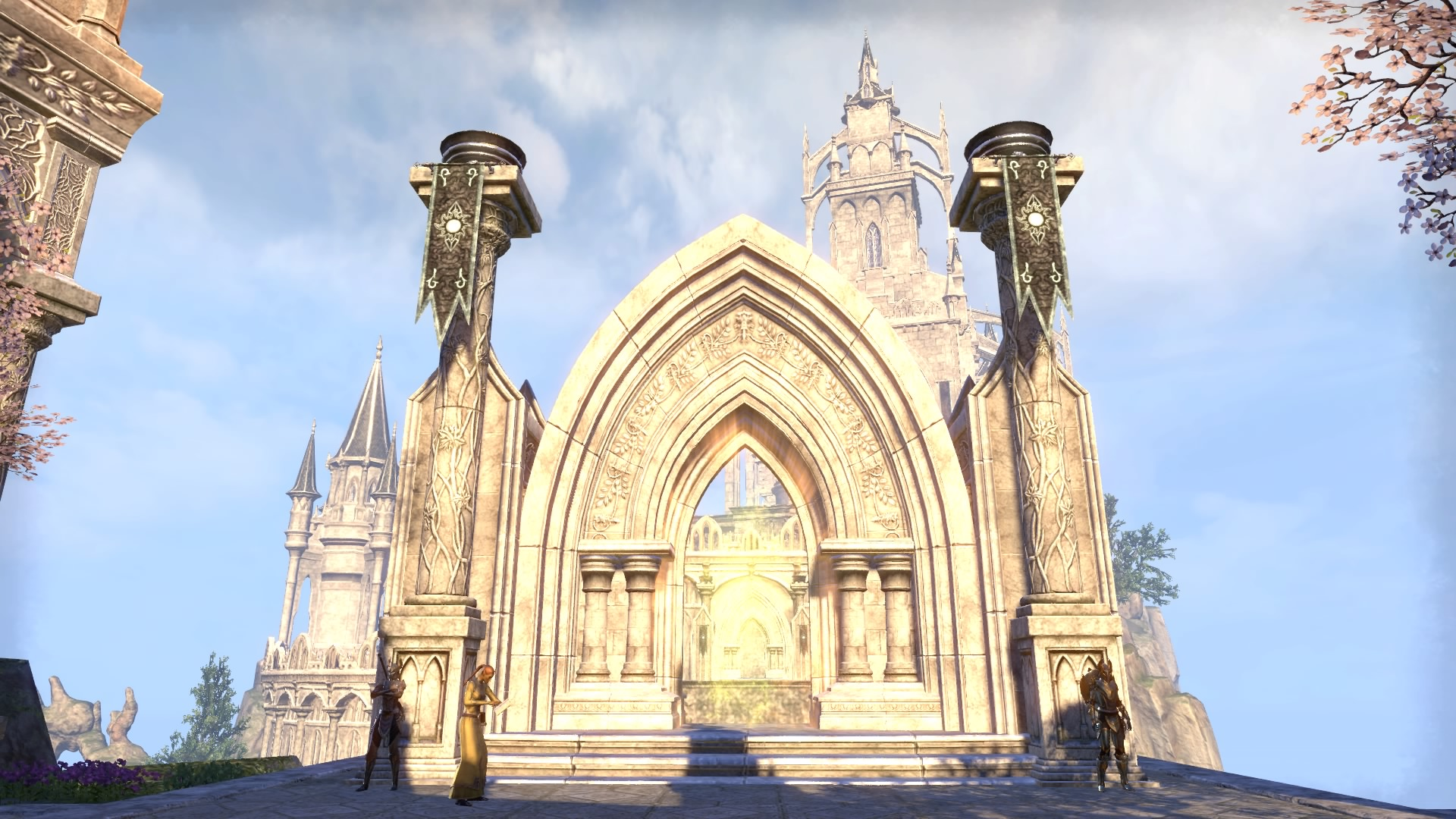 Portal to the Sapiarchs College