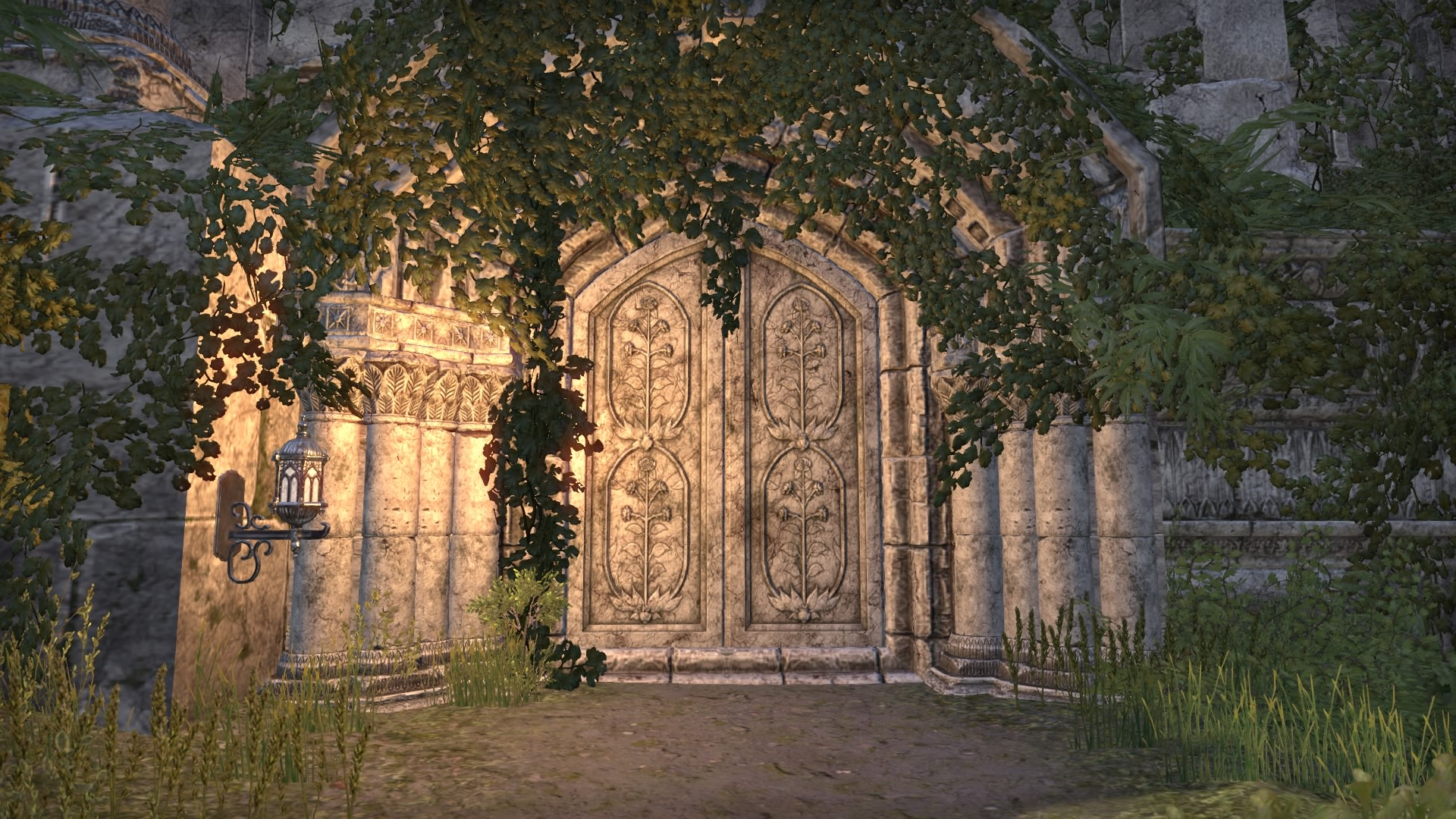 Entrance to the Sapiarchs' Labyrinth