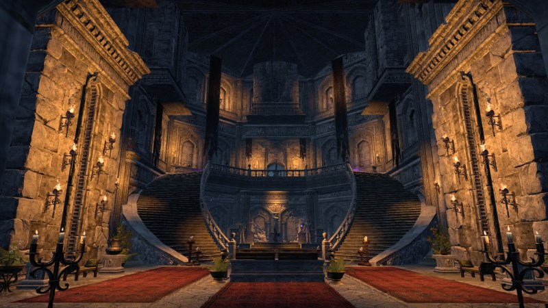 First level of the Tower