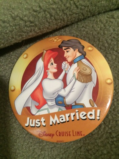 DCL gave us these buttons too.