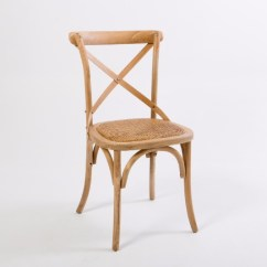 Wooden Chairs Pictures Barcelona Style Chair Cross Back Hire Society