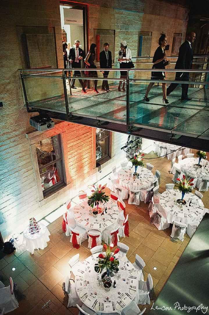 Atrium Events Hire Manchester Art