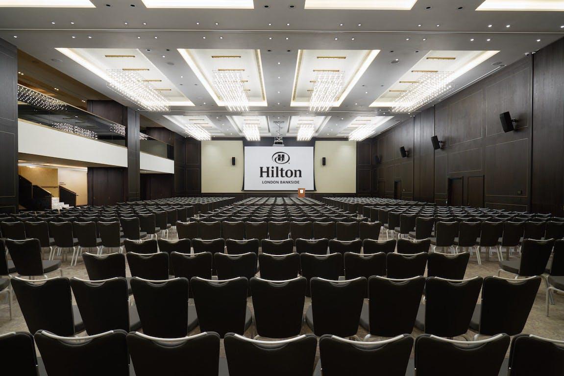 Hilton Venue Bankside London
