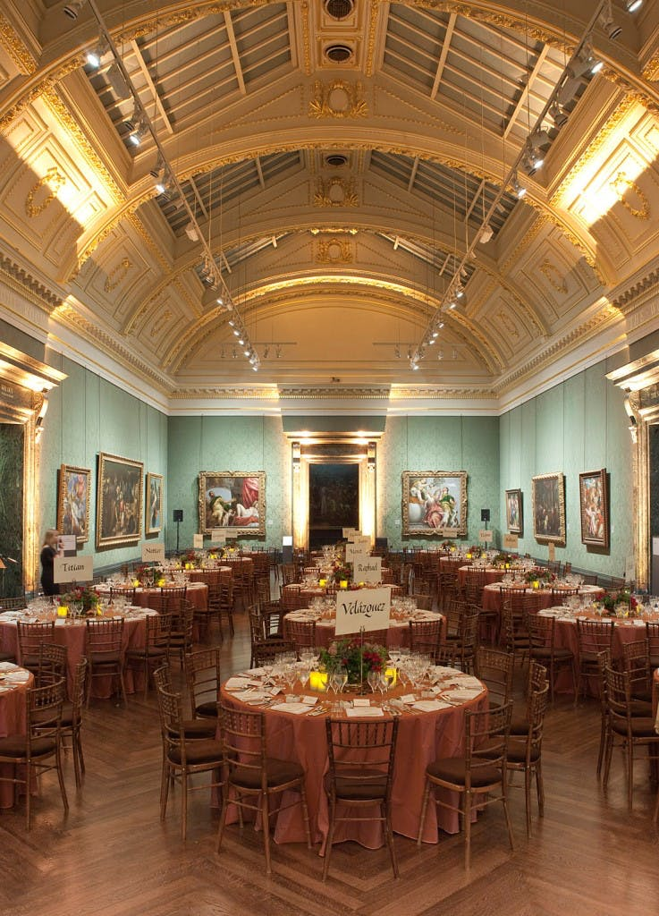 Wohl Room Events National