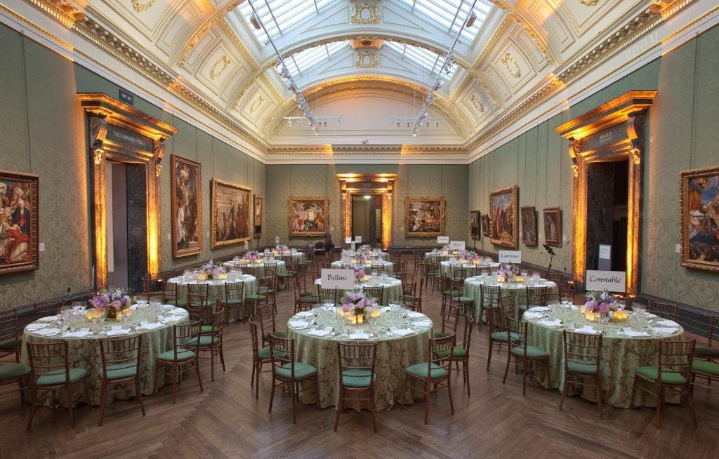 National Dining Rooms Gallery