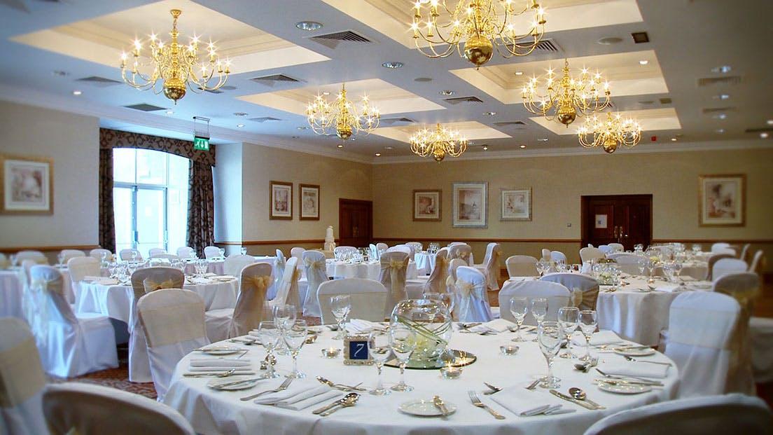 Ballroom Events Norton House Hotel & Spa