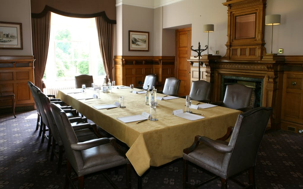 Residents Lounge Business Norton House Hotel & Spa