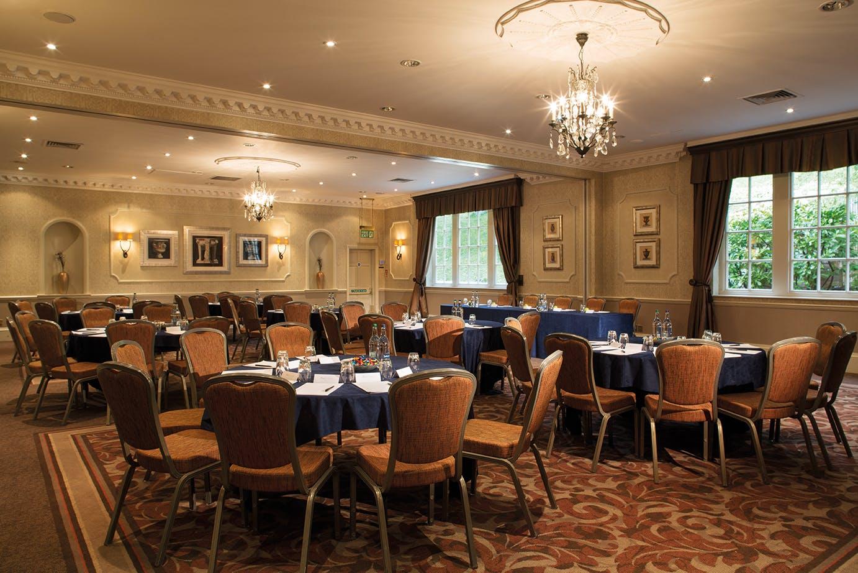 Hire Wood Hall Hotel & Spa