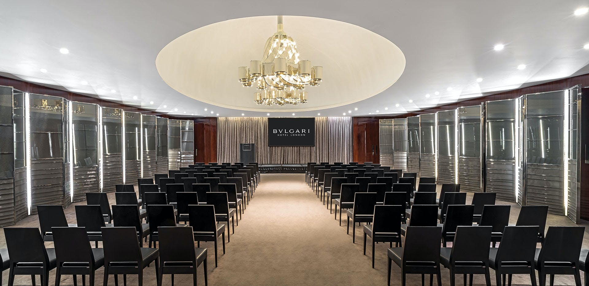 Ballroom Events Bulgari Hotel London