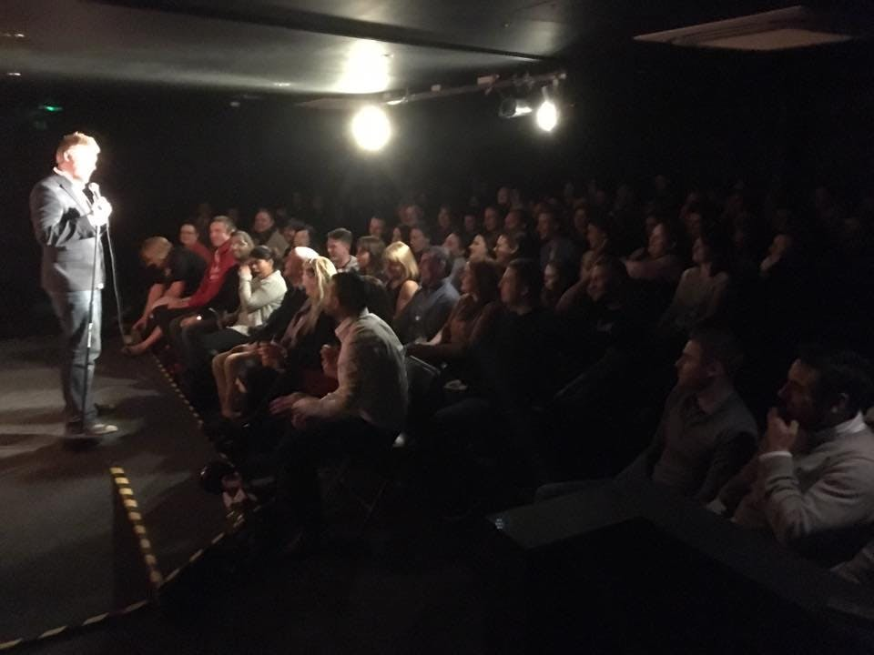 Main Room  Events  Hot Water Comedy Club