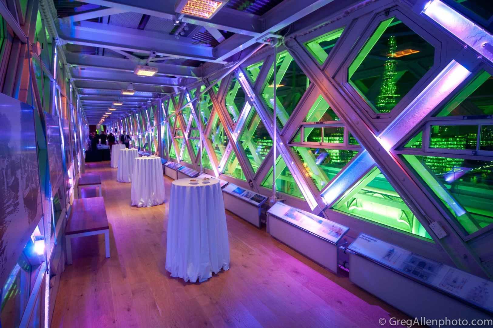 The Walkways Weddings Hire Tower Bridge