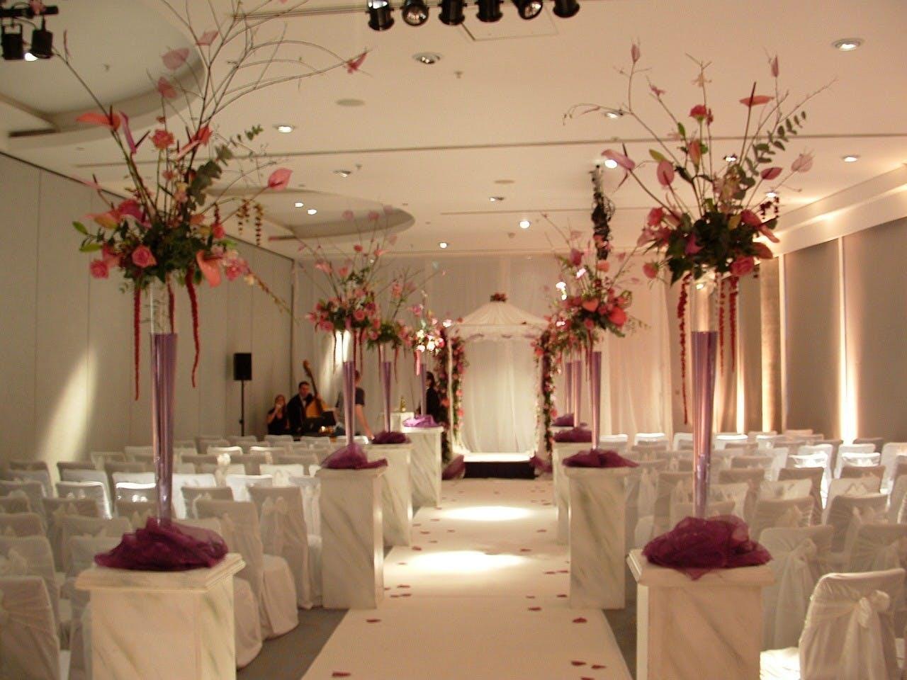 Grand Ballroom Weddings Hire Lowry Hotel