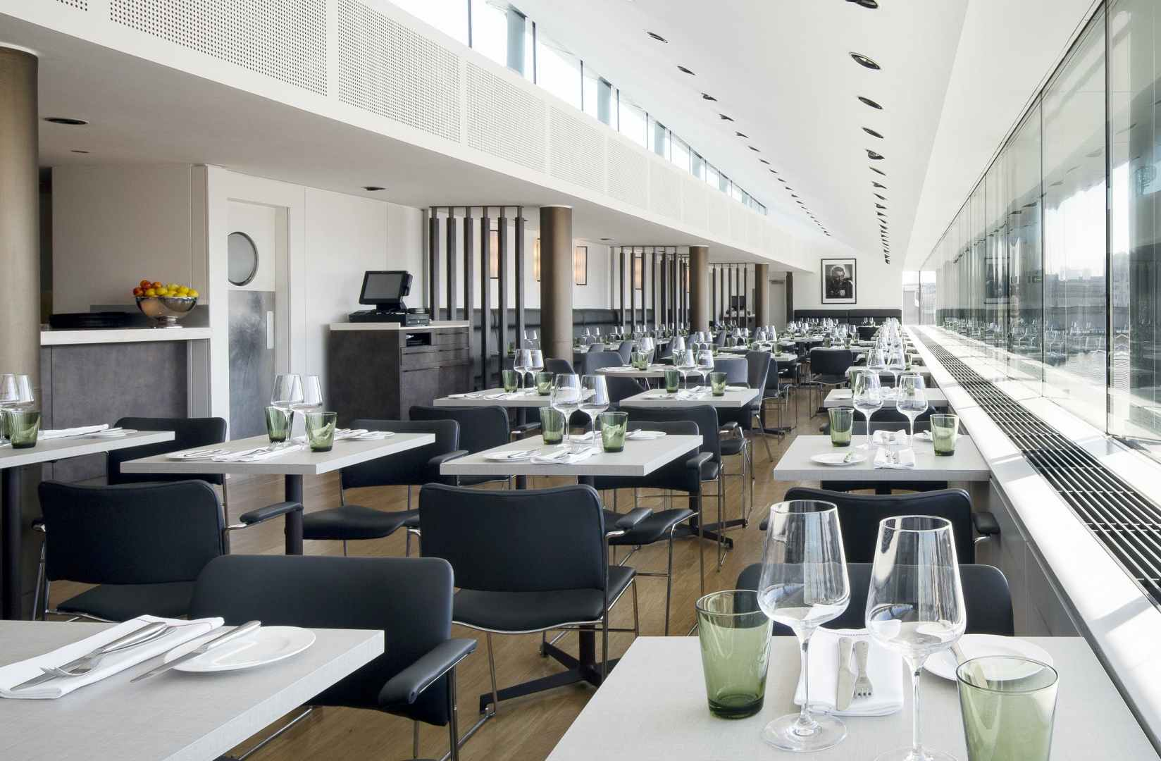 Portrait Restaurant National