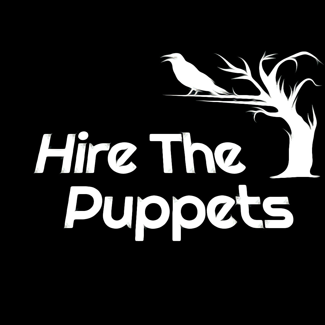 Hire the puppets logo