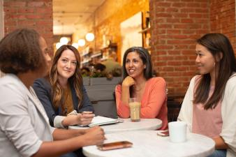 diverse candidates means a diverse workplace