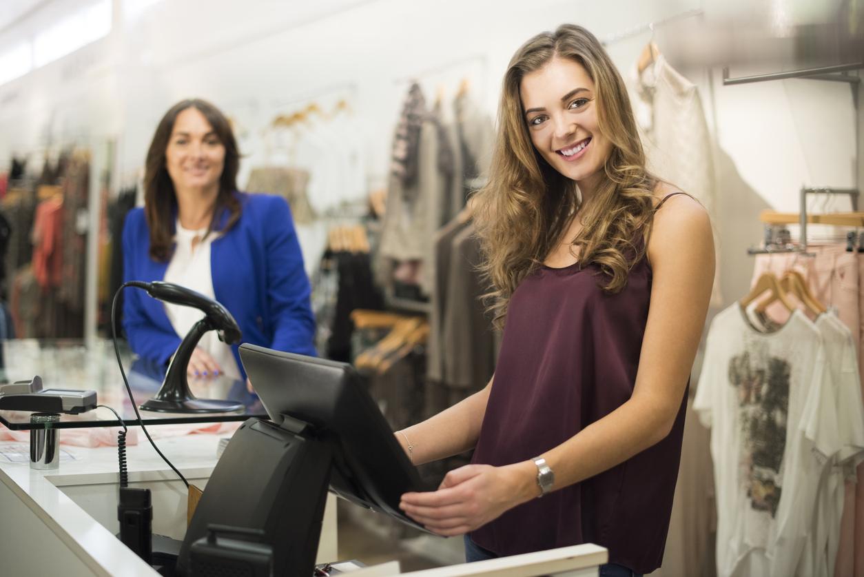 sales clerk job resume skills