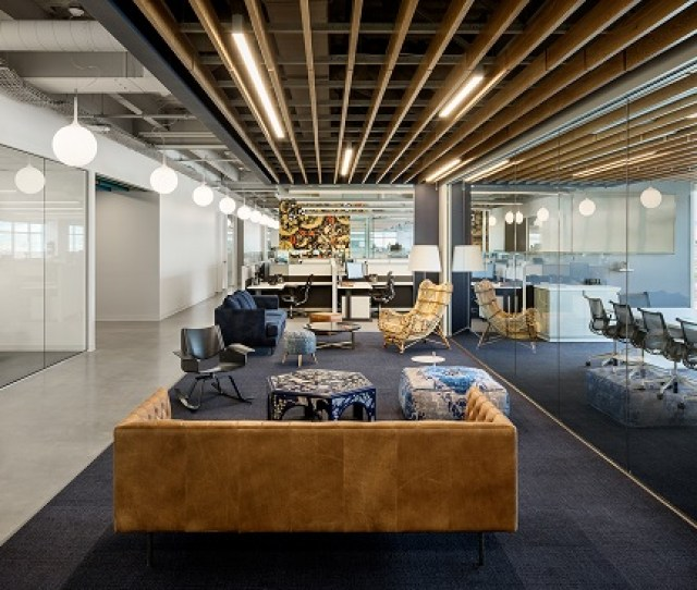 Ancestry Office Breakout Space
