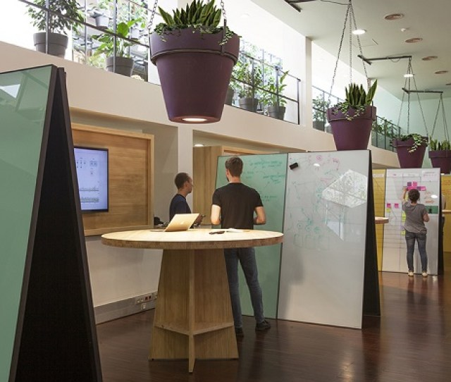 Typeform Office Breakout Space
