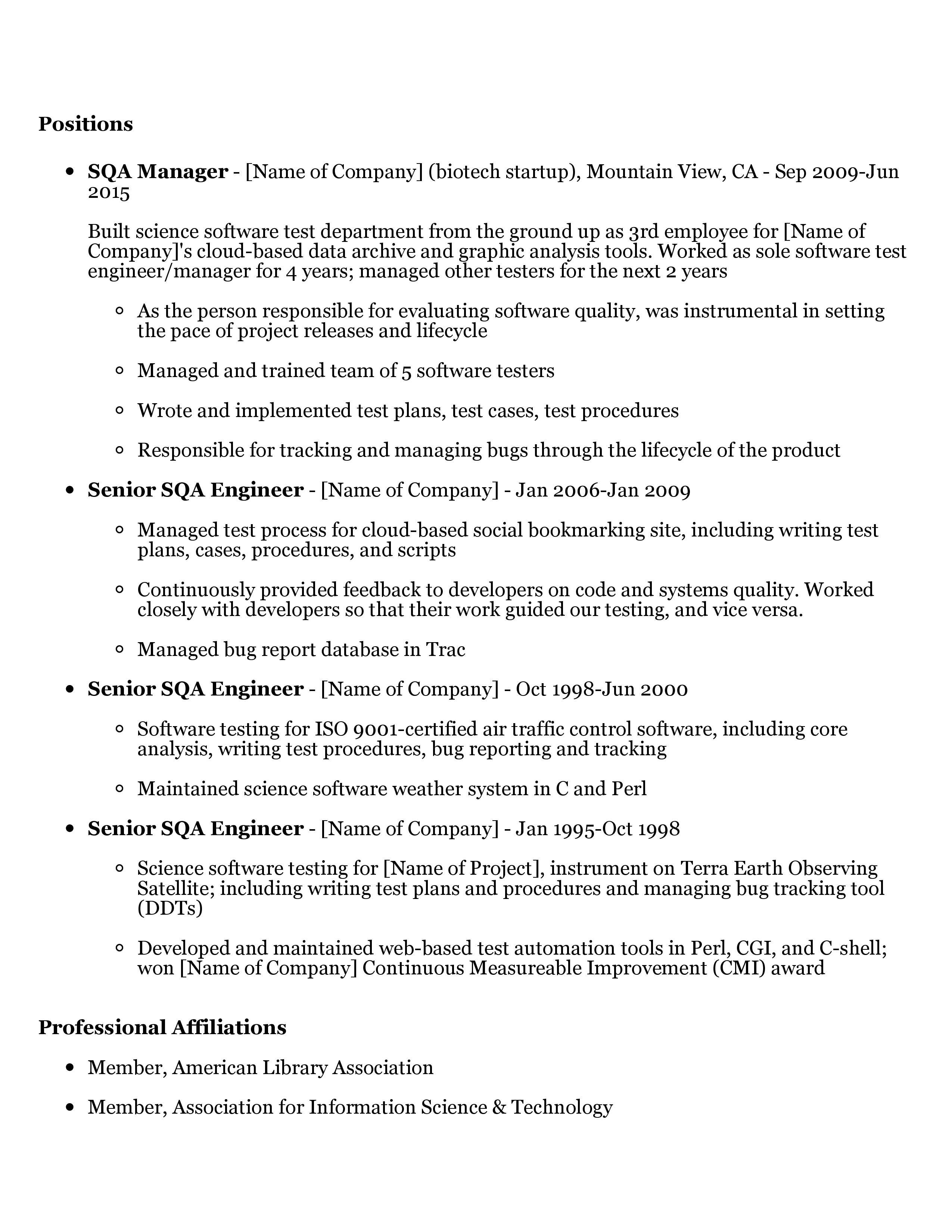 Sample Resume Utilization Review Nurse | Company Profile Template