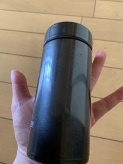 ミニ水筒の大きさ