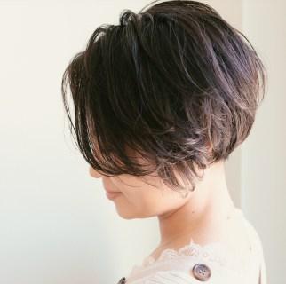 【湘南 鎌倉 ショートヘア】クセがあっても大丈夫なショートヘア