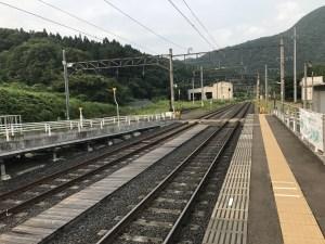 鉄道の旅と旅情