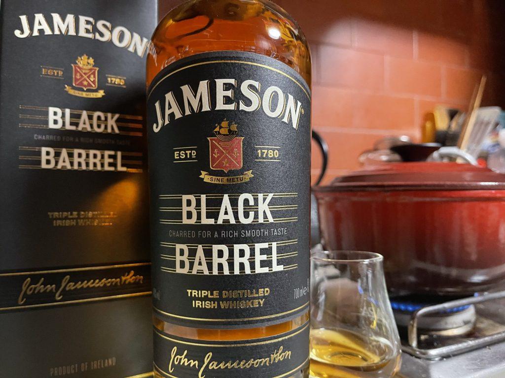 ジェムソン ブラックバレル
