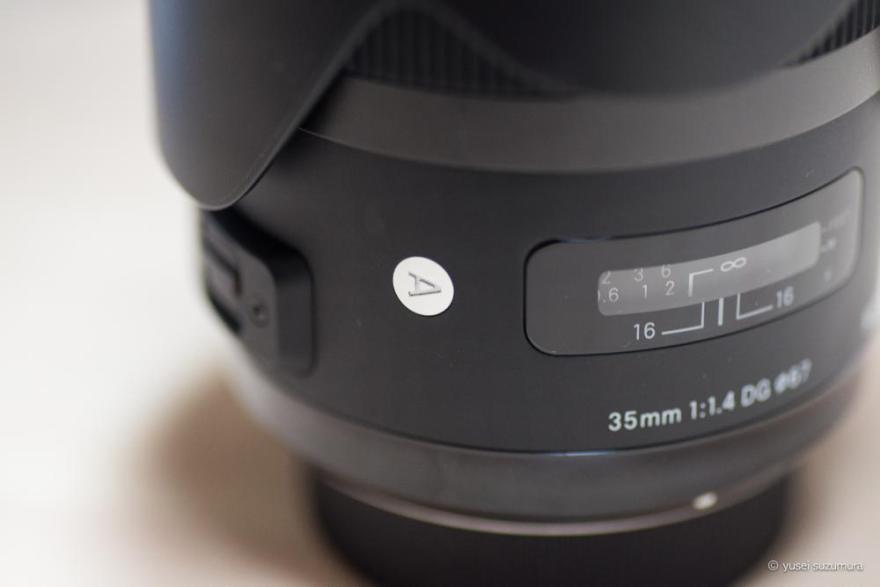 SIGMA 35mm DG HSM