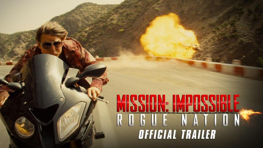 ミッション:インポッシブル/ローグ・ネイション バイク