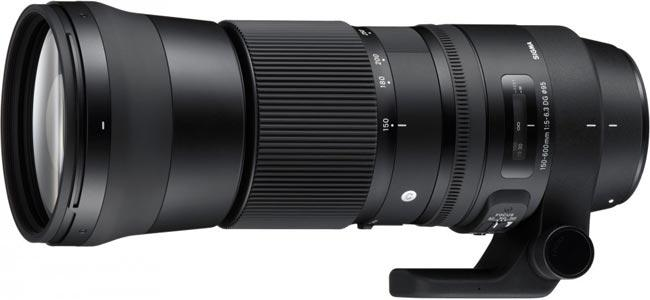 150-600mm F5-6.3 DG OS HSM Contemporary