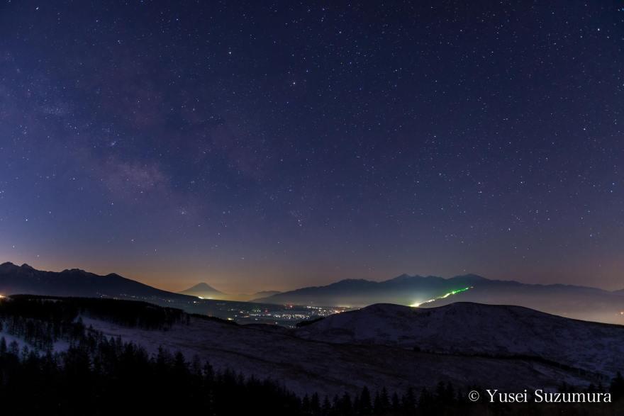 NIKKOR 24-70mm f/2.8E ED 夜景