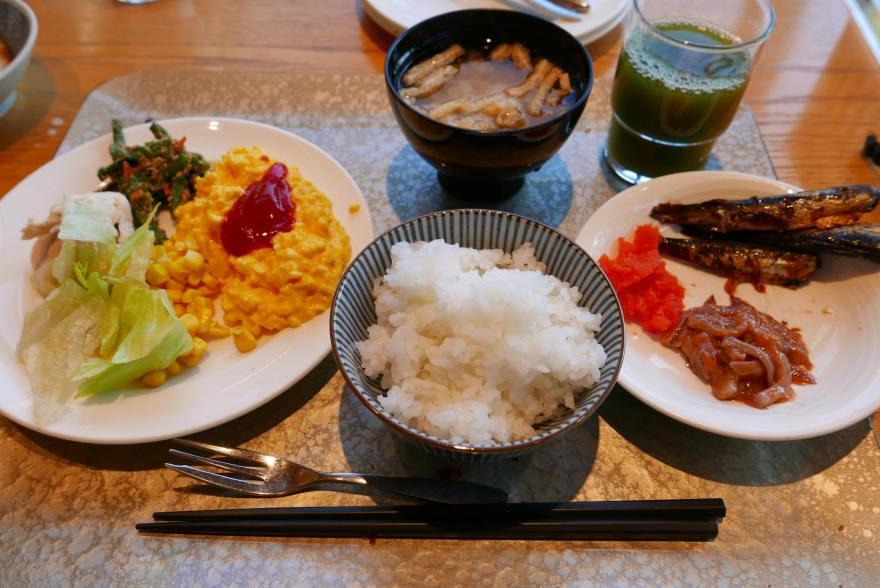 ホテル日航成田 朝食