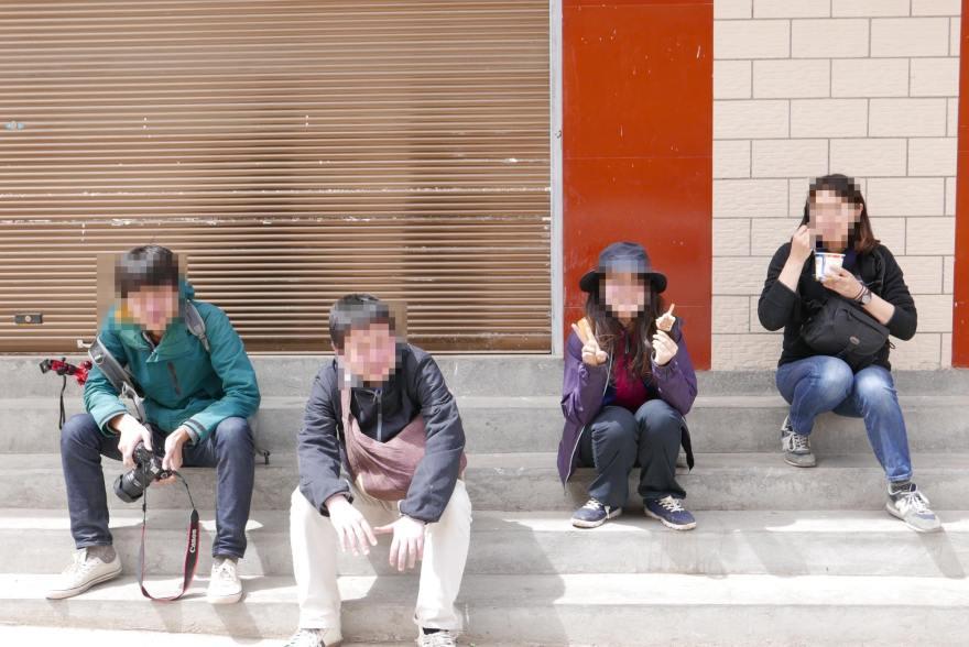 東チベット 写真